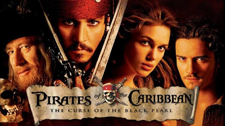 Pirates of the Caribbean: The Curse of the Black Pearl (2003) Bluray Subtitle Indonesia
