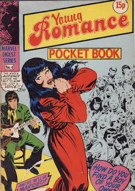 Young Romance pocket book #4