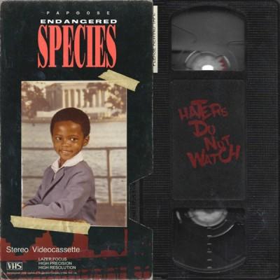 Papoose - Endangered Species (2020) - Album Download, Itunes Cover, Official Cover, Album CD Cover Art, Tracklist, 320KBPS, Zip album