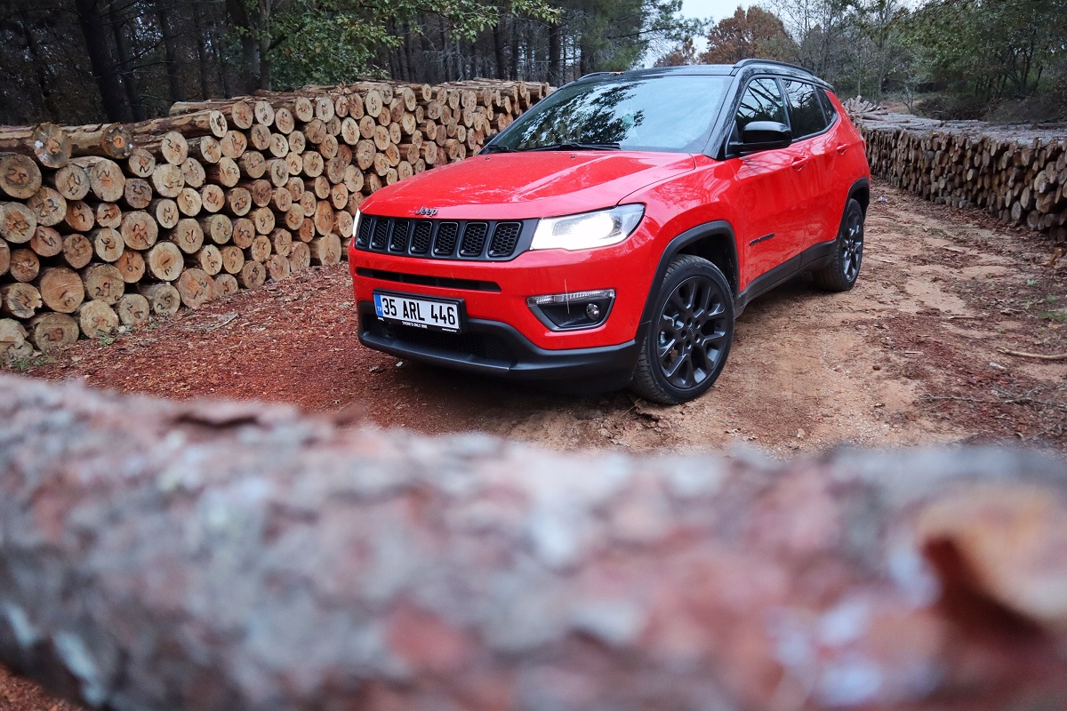 Yeni Jeep Compass Test Sürüşü