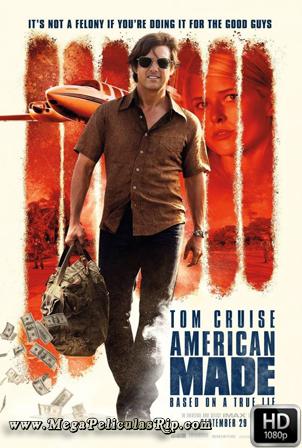 Barry Seal Solo En America [1080p] [Latino-Ingles] [MEGA]