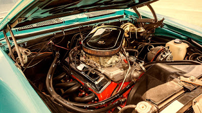 1968 Chevrolet Camaro RS Z28 Cross Ram Engine Specs