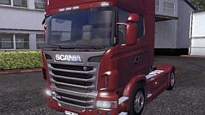 Scania Police Horn Sound
