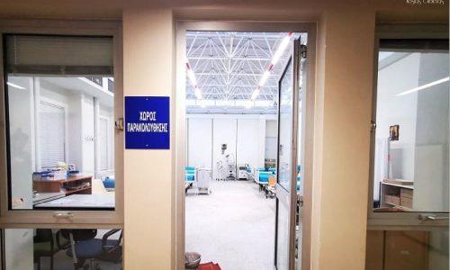 Με τους καλύτερους οιωνούς ξεκίνησε ο εμβολιασμός των ηλικιωμένων στα Γιάννινα. Στο Πανεπιστημιακό Νοσοκομείο λειτουργούν τέσσερις εμβολιαστικές γραμμές, οι περισσότερες μεταξύ των περιφερειακών νοσηλευτικών ιδρυμάτων και οι ηλικιωμένοι προσέρχονται με υποδειγματικό τρόπο!