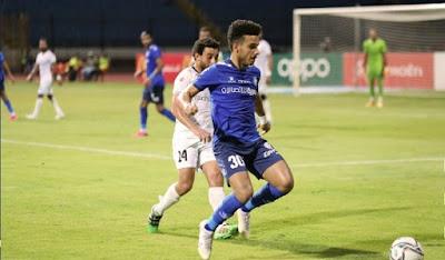 اهداف مباراة سموحة وطلائع الجيش (4-2) الدوري المصري