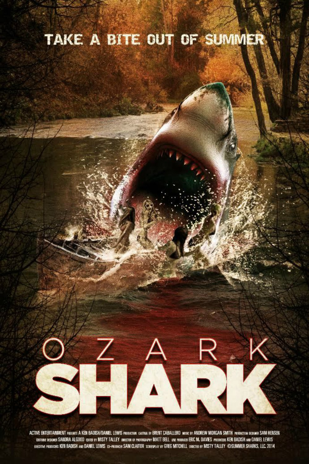 Tony Isabella's Bloggy Thing: SHARKPOCALYPSE 2016: PART THREE