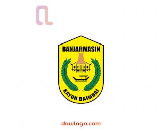 Logo Kota Banjarmasin Vector Format CDR, PNG