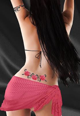 Angle Tattoo design