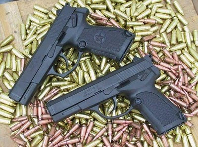 pistol terbaik
