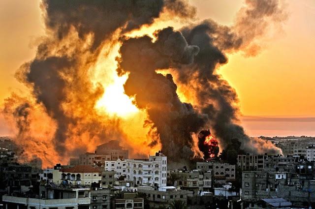 14살 팔레스타인 소년이 선택한 비극적 결말