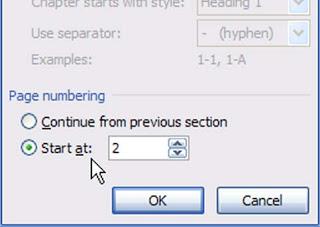 Cara Membuat Nomor Halaman di Microsoft Word 2007