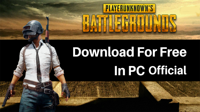 Download and Play PUBG Free On PC Legally. - Myster Techs