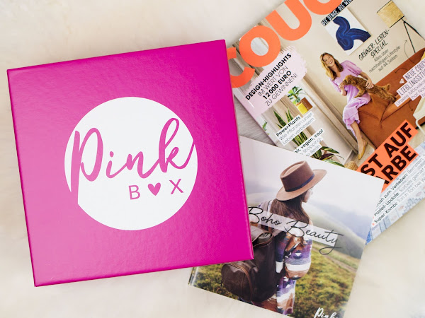 Pink Box Oktober Boho Beauty