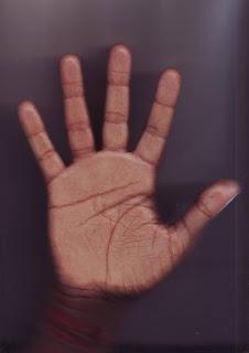 Hand Of Criminal Indian Palmistry