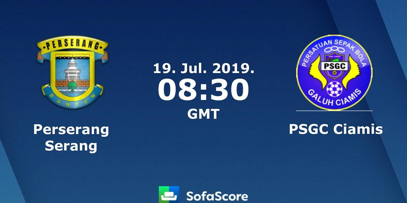 Laga Kandang, PSGC Ciamis vs Perserang Serang | Reportasee.com