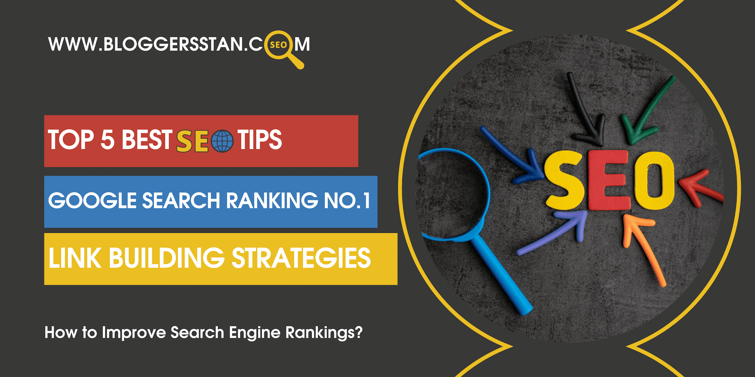 How to Improve Search Engine Rankings 2021: Top 5 Best SEO Tips