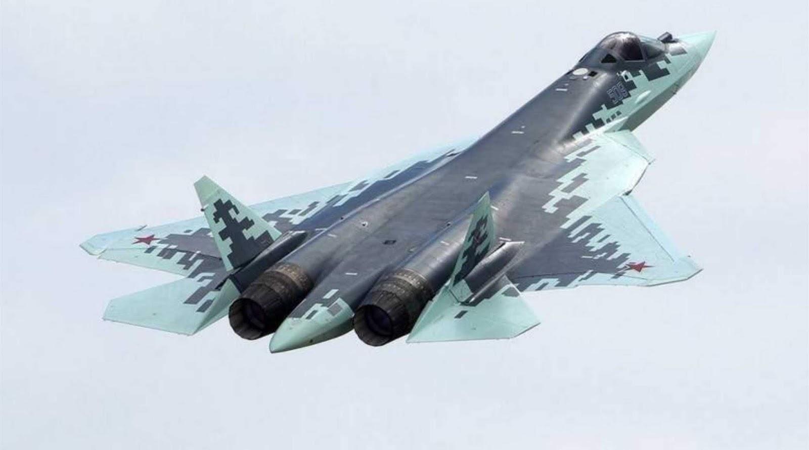 Pengembang mengungkapkan senjata Su-57 dimasa depan