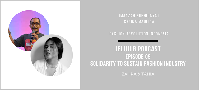 Podcast Episode 09: Solidarity to Sustain Fashion Industry