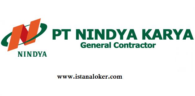 Rekrutmen Reguler PT Nindya Karya (Persero) Tahun 2016