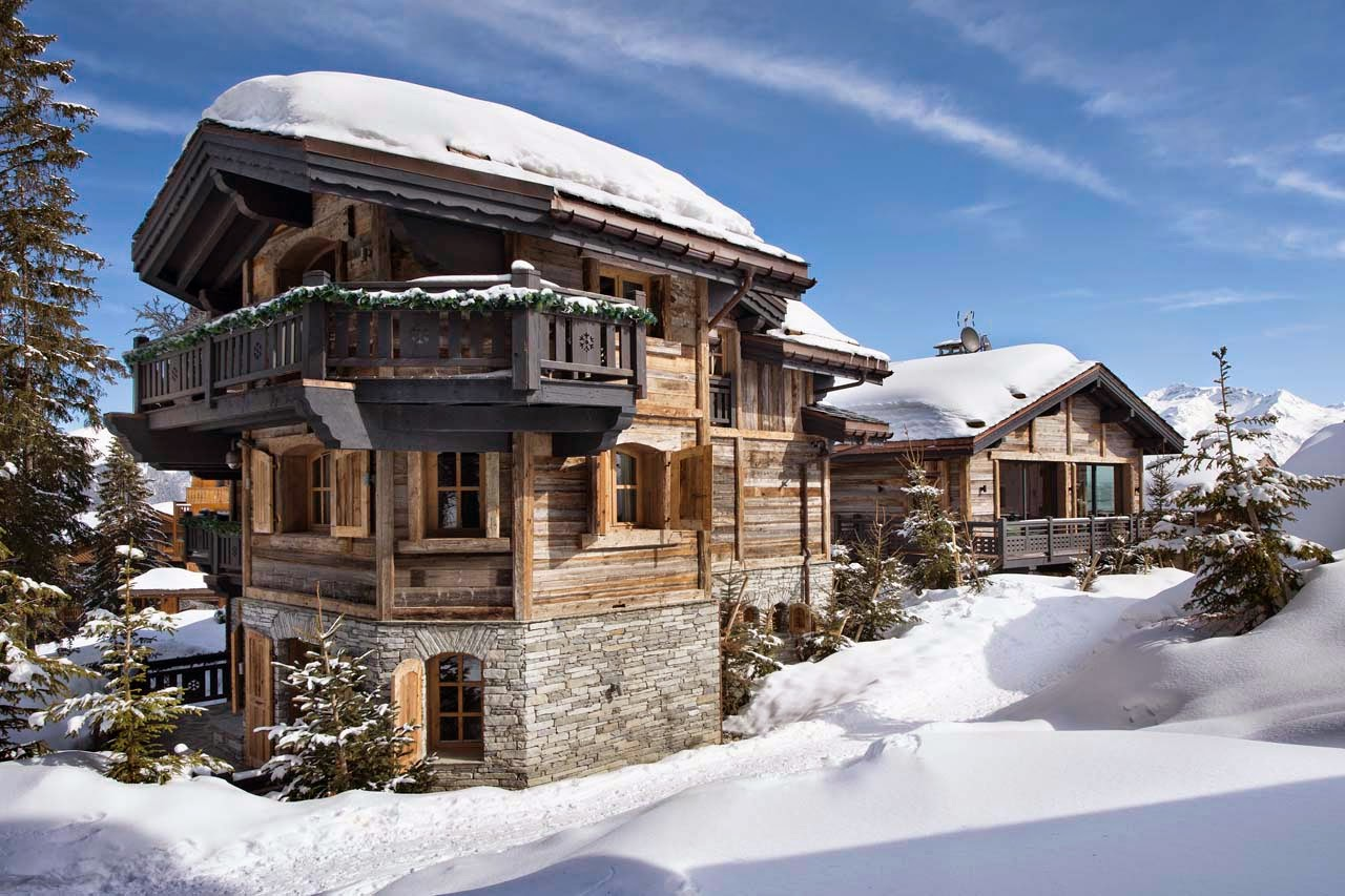 Chalet Le Petit Palais 1850 - Courchevel