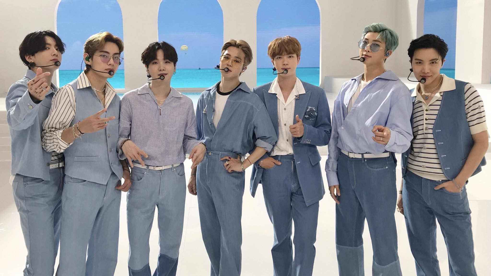 This is The Korean Government's Decision on BTS Members' Military Obligation