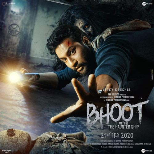 Bollywood movie Bhoot Part One: The Haunted Ship Box Office Collection wiki, Koimoi, Wikipedia, Bhoot Part One: The Haunted Ship Film cost, profits & Box office verdict Hit or Flop, latest update Budget, income, Profit, loss on MT WIKI, Bollywood Hungama, box office india