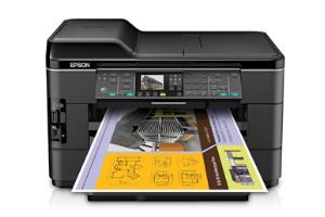Epson WorkForce WF-7520 Printer Driver Downloads & Software for Windows
