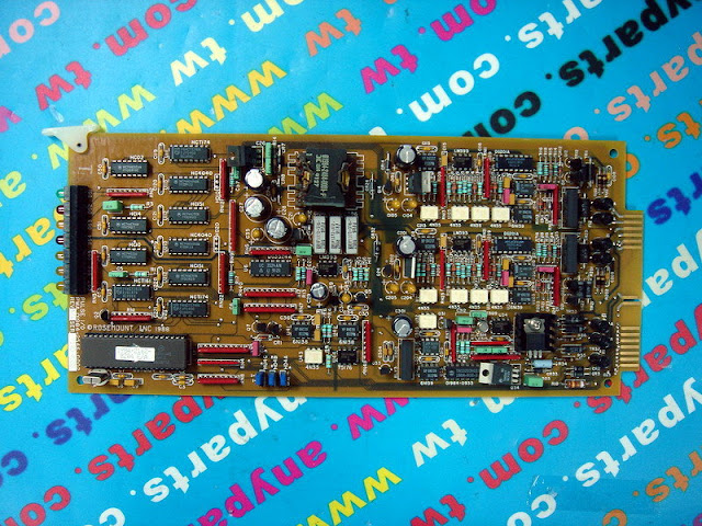 FISHER ROSEMOUNT RS3 01984-2546-0002 PULSE FIC CARD