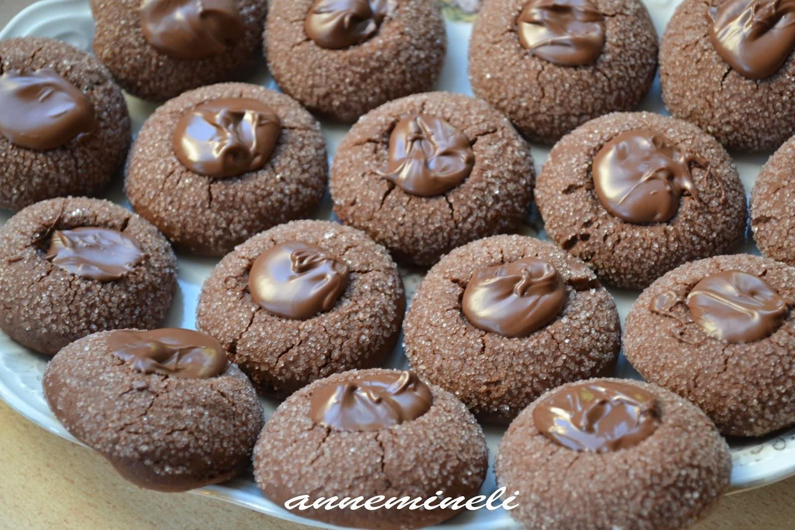 Çikolata Soslu Kurabiye Videosu