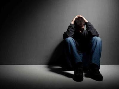 Gambar orang kecewa