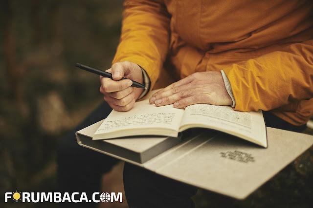 4 Langkah Cepat Belajar Membuat Karya Sastra Tulisan untuk Pemula
