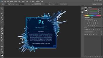 Ruang Kerja Adobe Photoshop
