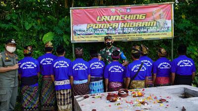 Gerakan Jaga Alam dan Air Dideklarasi di Lombok Tengah