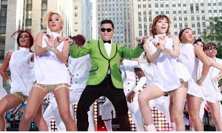 """أغنية """"Gangnam Style """" للنجم الكورى """"بارك جارى سانج"""" , تحقق أعلى نسبة مشاهدة فى تاريخ يوتيوب منذ تأسيسه"""