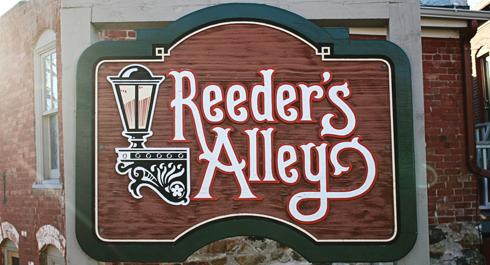 Reeders Alley Helena Montana