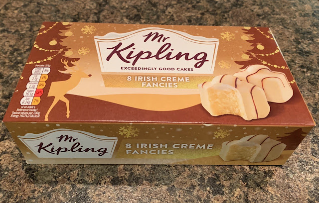 Mr Kipling Irish Cream Fancies