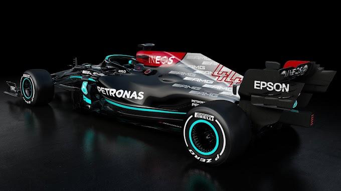 Zdjęcia Mercedes W12