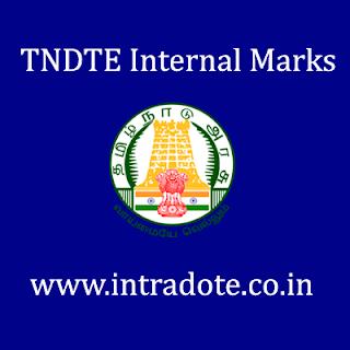 TNDTE INTERNAL MARKS 2018