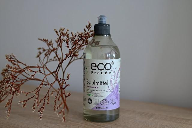Rossmann Eco Fruede płyn do mycia naczyń