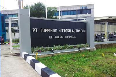 Lowongan Kerja Jobs : Operator Produksi, Operator Welding Lulusan Min SMA SMK D3 S1 PT. Tuffindo Nittoku Autoneum