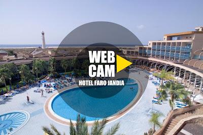 Hotel matorral jandia fuerteventura webcam