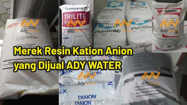 harga resin kation anion, jual, distributor resin, supplier resin