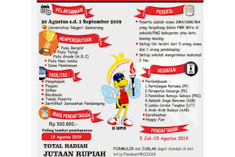 Youth Red Cross Competition Se-Indonesia 2019 (YRCC)