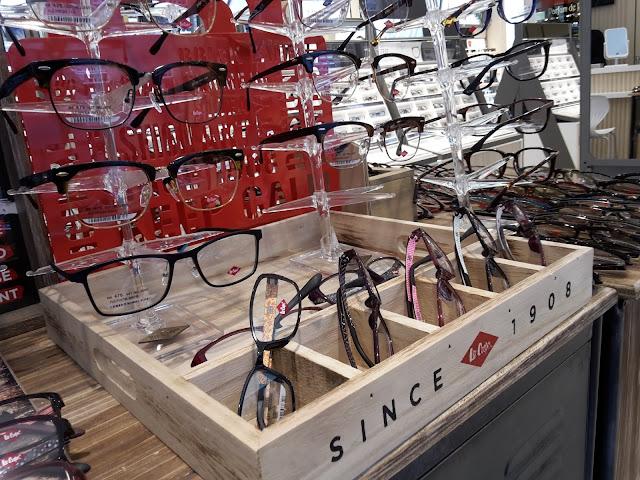 Banyak Pilihan Cermin Mata di A-Look Eyewear Alamanda Putrajaya