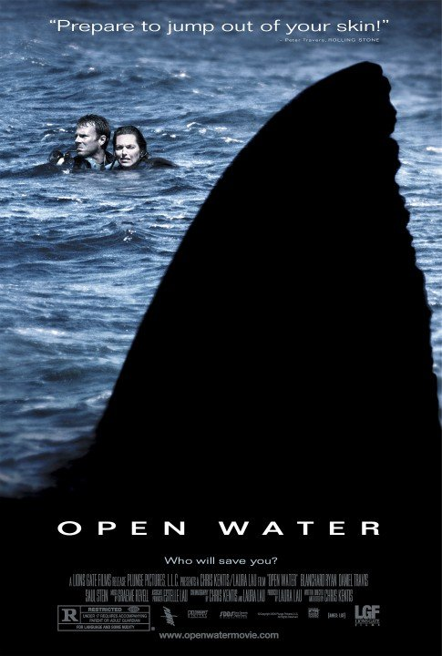 Review Open Water (2003)