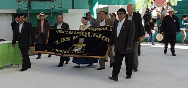 Grupo de amigos Inseparables los Requejos - fundado en 1940