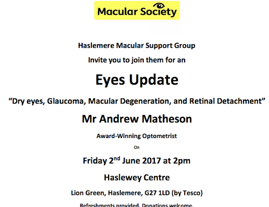 Matheson Optometrists Blog