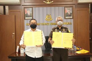 INALUM Tandatangani Nota Kesepahaman Pendampingan Hukum dengan Kejaksaan Tinggi Sumatera Utara