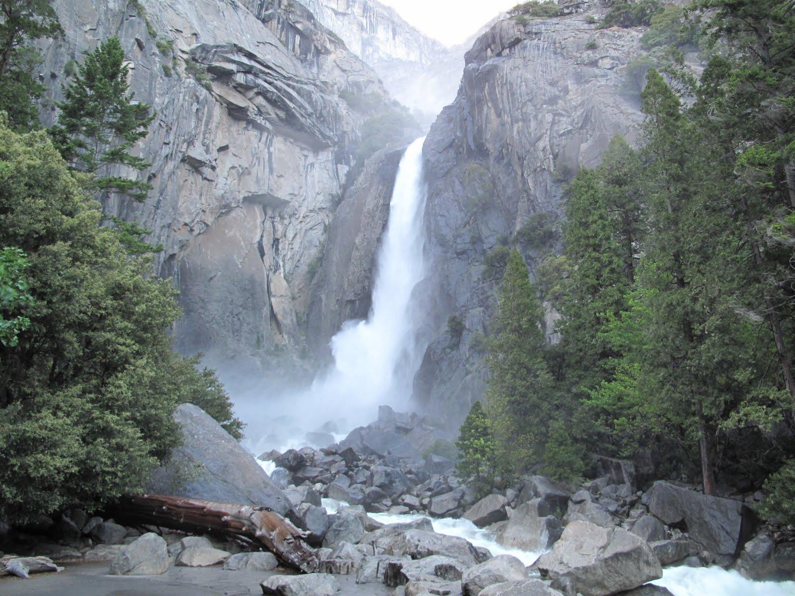 Yosemite National Park Yosemite Weather Yosemite Lodging