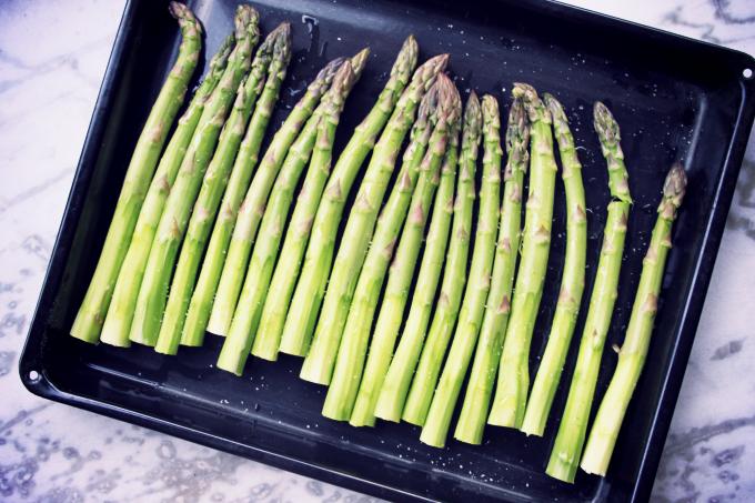 """""""Croustisperges"""", Asperges rôties au four, la meilleure façon de cuisiner les asperges !"""